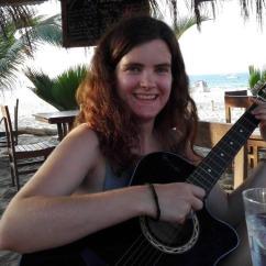 Núria, guitarra
