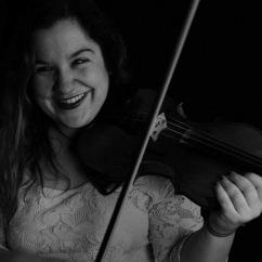 Alba, violí
